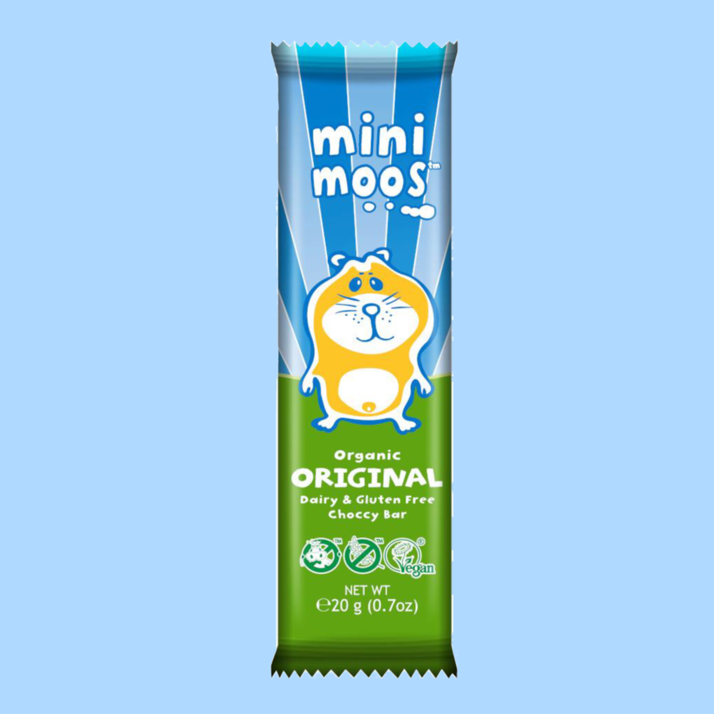Moo Free Mini Moos®: Original Organic Bar