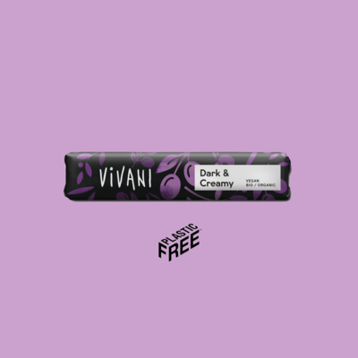 Vivani Bar: Dark & Creamy Chocolate