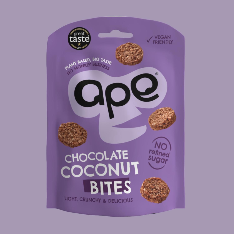 Ape Snacks: Chocolate Coconut Bites