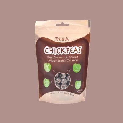 Truede Chickpeas: Dark Chocolate & Coconut