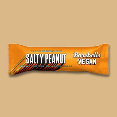 Barebells Vegan Protein Bar: Salty Peanut