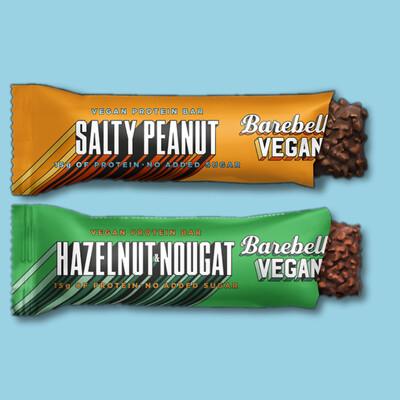 Barebells Vegan Protein Bar: Bundle