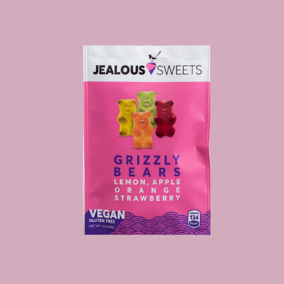 Jealous Sweets: Grizzly Bears