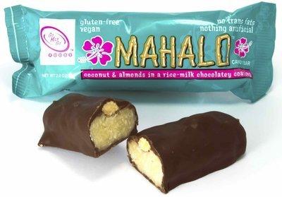 Go Max Go: Mahalo Bar (Vegan Bounty Bar)