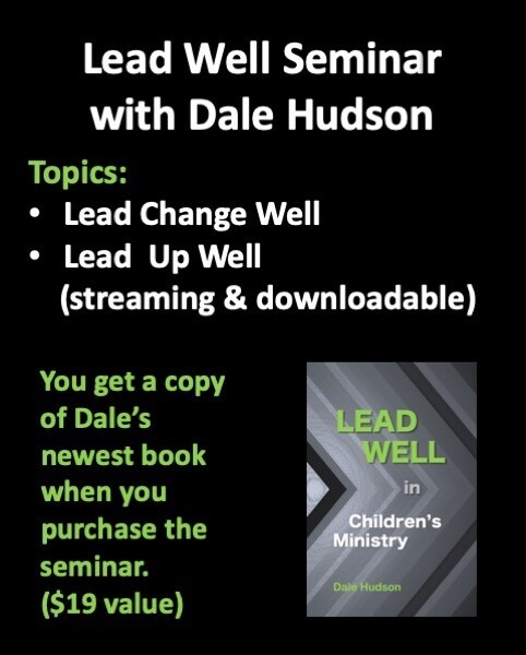 Lead Change Well / Lead Up Well Seminar