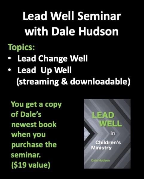 Lead Change Well / Lead Up Well Seminar