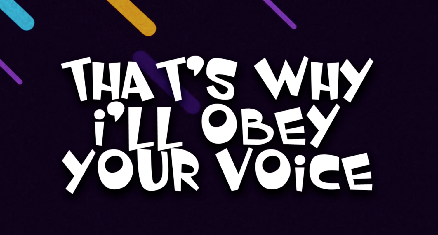 """""""Obey"""" Worship Video and Song"""