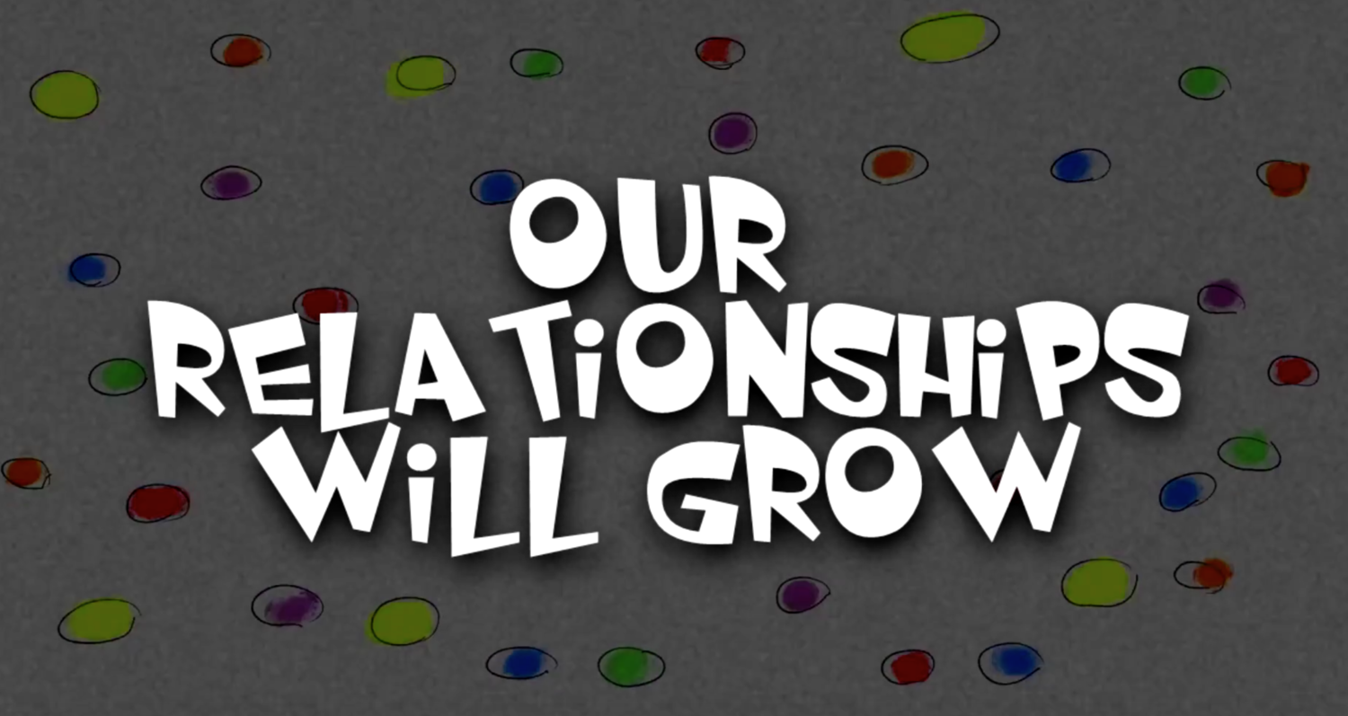 """Relationships Will Grow"" Worship Video & Song"