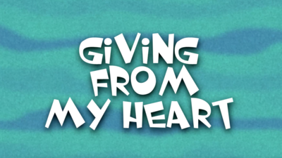 """Live to Give"" Worship Video and Song"