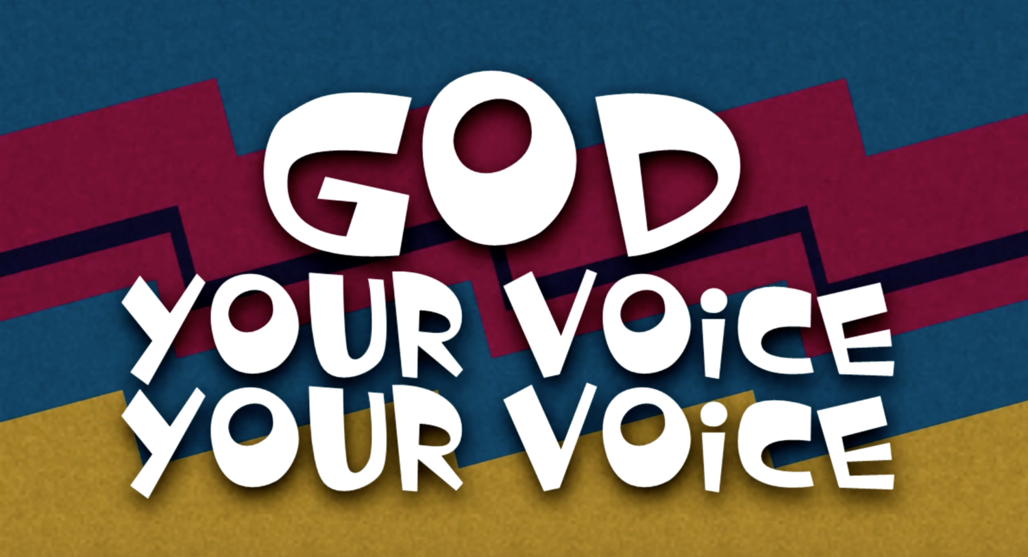 """Your Voice"" Worship Video & Song"