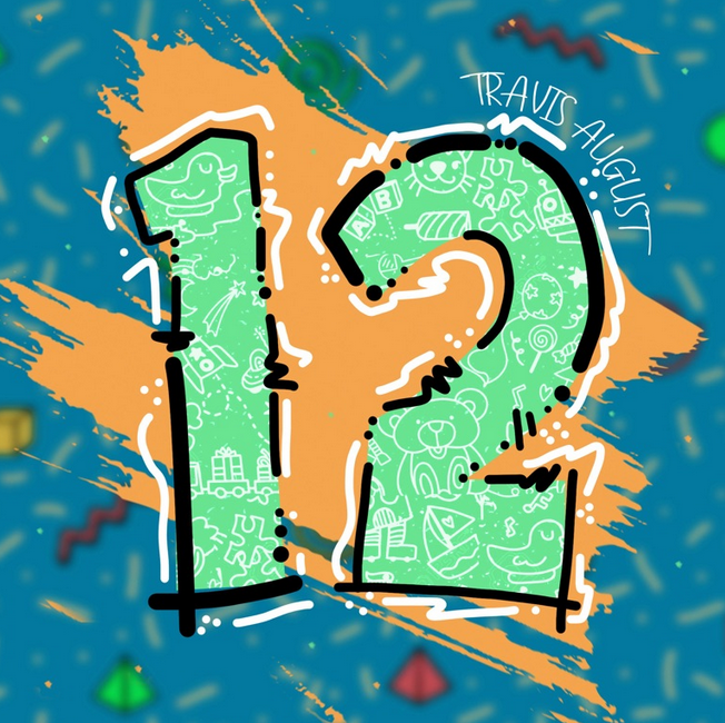 """12"" Worship Album For Kids (music videos & audio)"