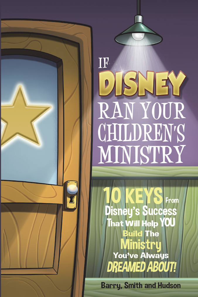 IF DISNEY RAN YOUR CHILDREN'S MINISTRY (ebook)
