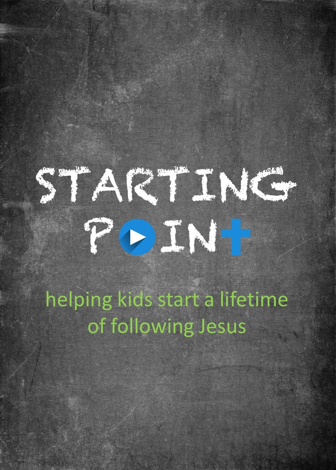 STARTING POINT SALVATION & NEW BELIEVER'S CLASS