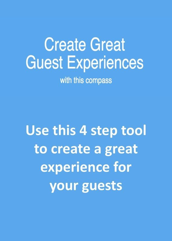 CREATE GREAT GUEST EXPERIENCES TOOL