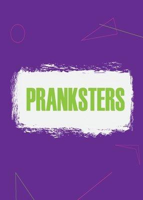 PRANKSTERS (apologetics series for kids)