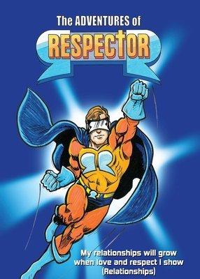 THE ADVENTURES OF RESPECTOR COMIC BOOK