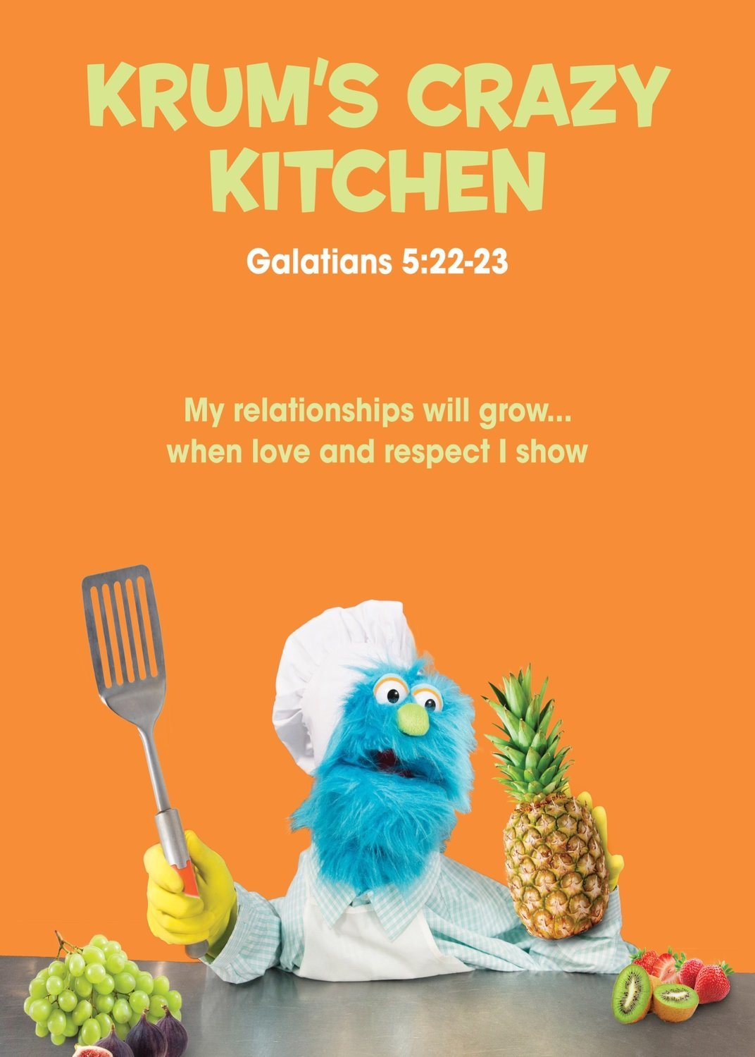 KRUM'S CRAZY KITCHEN (relationship series)