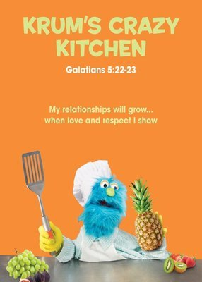 KRUM'S CRAZY KITCHEN (relationship series)