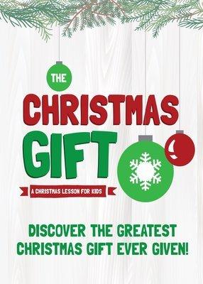 THE CHRISTMAS GIFT (Christmas lesson for kids)