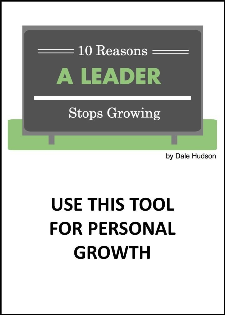 10 Reasons a Leader Stops Growing