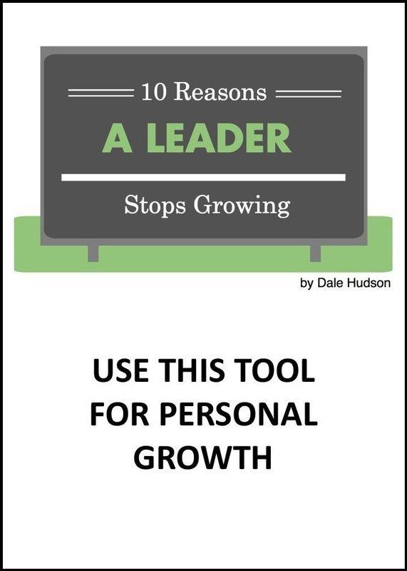 10 Reasons a Leader Stops Growing