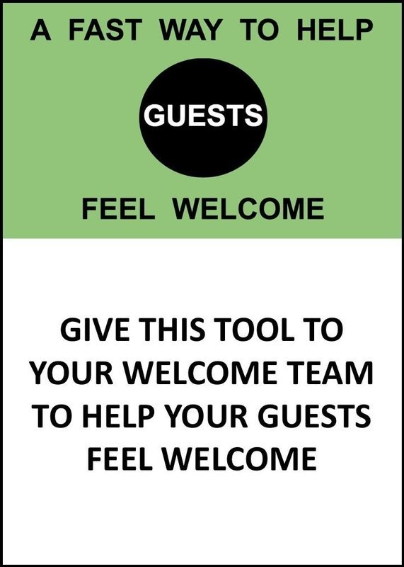 A Fast Way to Help Guests Feel Welcome