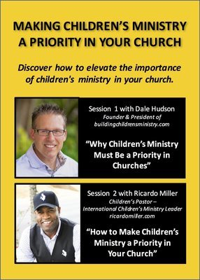 """Making Children's Ministry a Priority""  Video Seminar"
