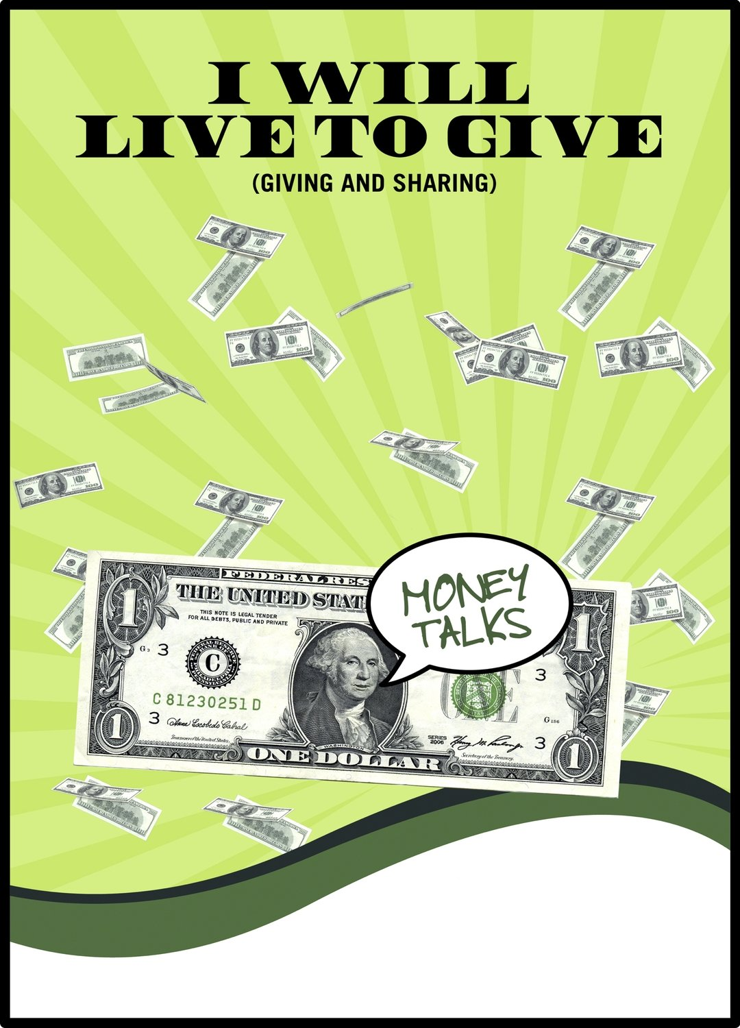 MONEY TALKS          (stewardship series)