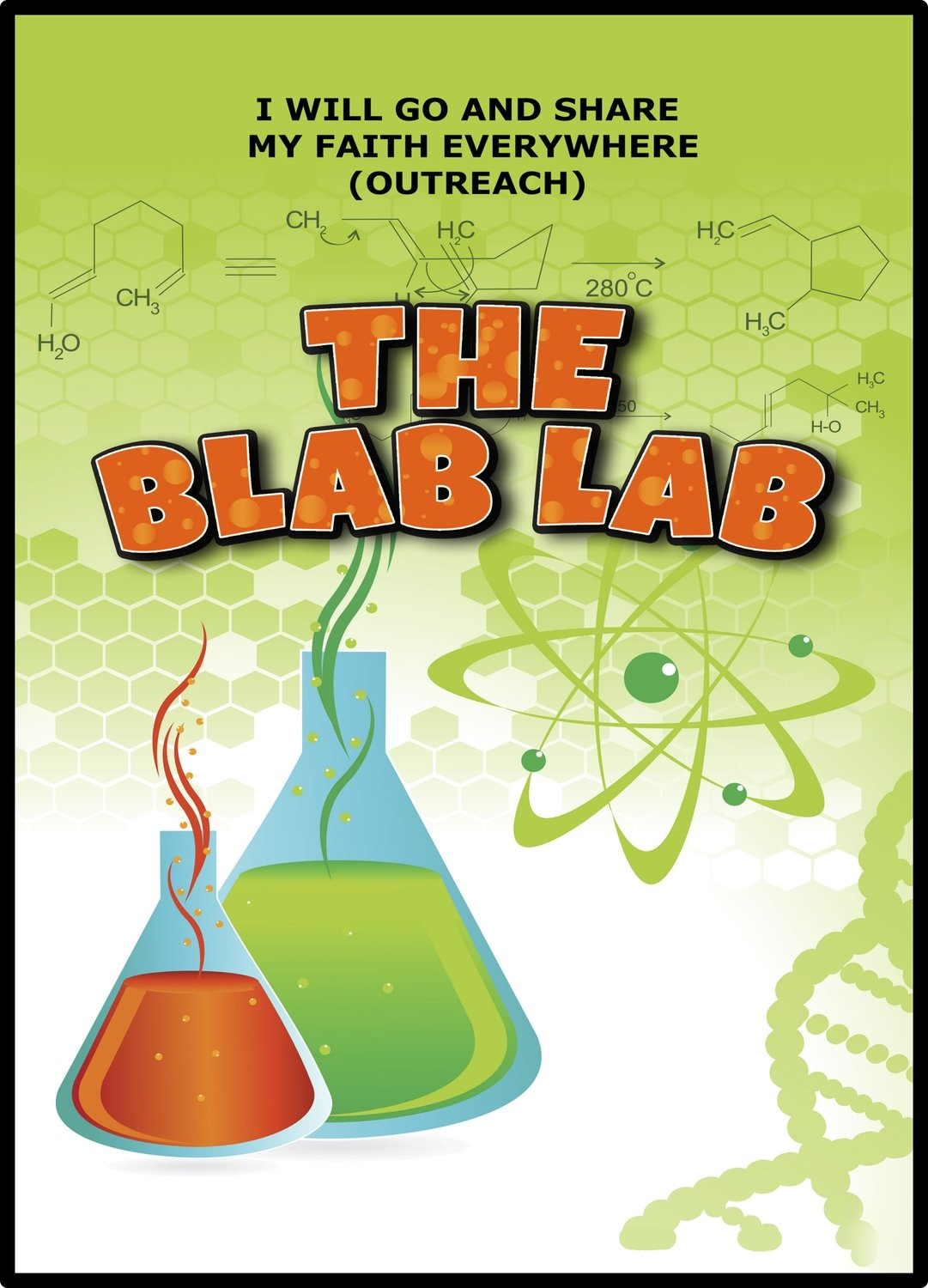 THE BLAB LAB (sharing your faith series)