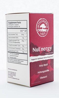 NuEnergy - 30 vegetarian capsules