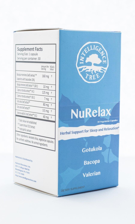 NuRelax - 30 vegetarian capsules