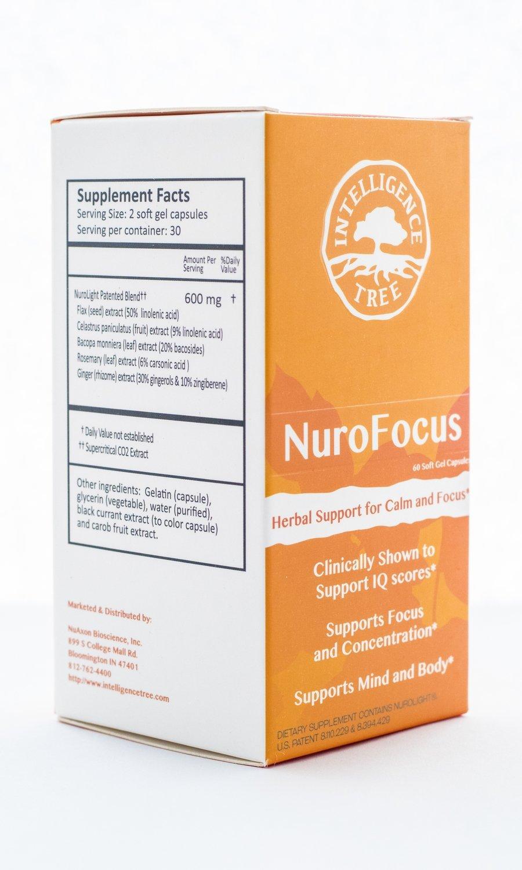 NuroFocus - 60 soft gel capsules