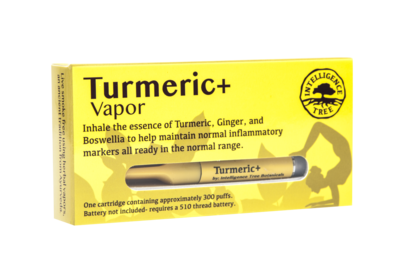 Turmeric+ Vapor
