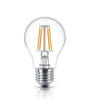 Classic Shape LED Filament 4W Bulb - Philips