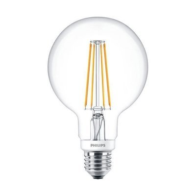 Philips LED Classic G93 WW Dimmable Deco Bulb