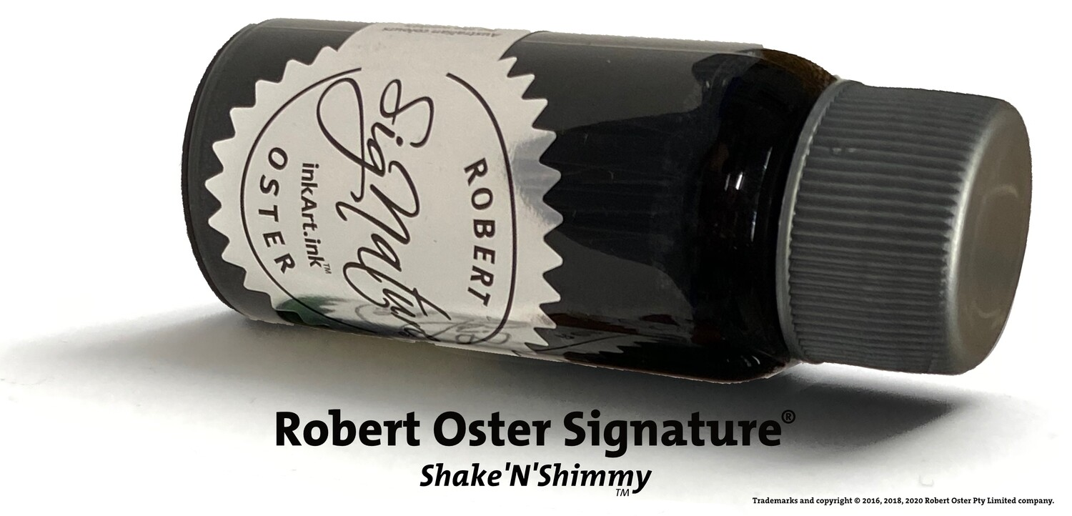 Robert Oster Shake'N'Shimmy Inks (50ml)