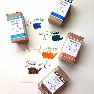Organic Studio Shimmer Inks
