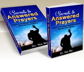 Secrets to Answered Prayers EBOOK