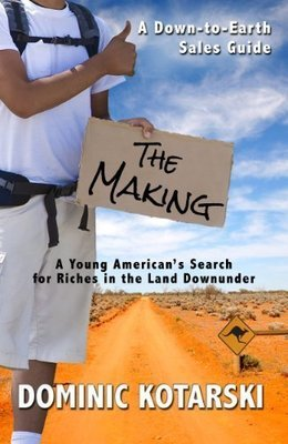 The Making - A Personally Autographed Copy