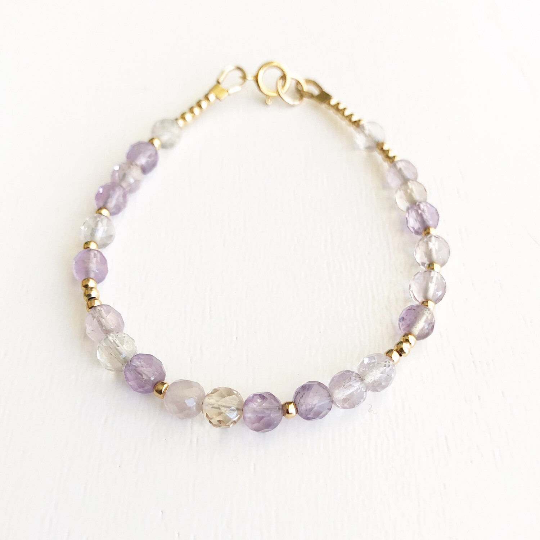 Love REEminder Bracelet - Ametrine
