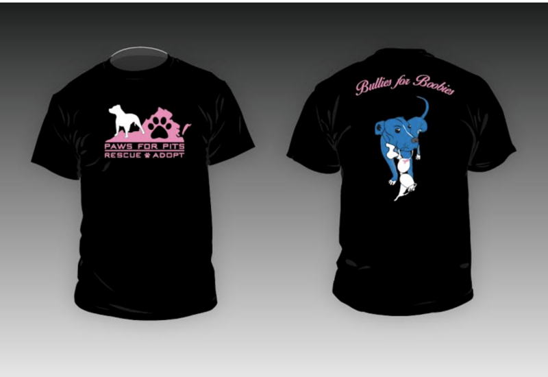 Niles Breast Cancer Awareness T-Shirt