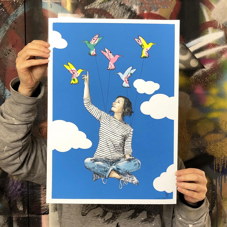 PORTRAIT D'ARTISTES 04 / Jaeraymie x ami imaginaire