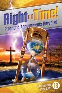Right On Time - The 2300 Day Prophecy of Daniel 8:14