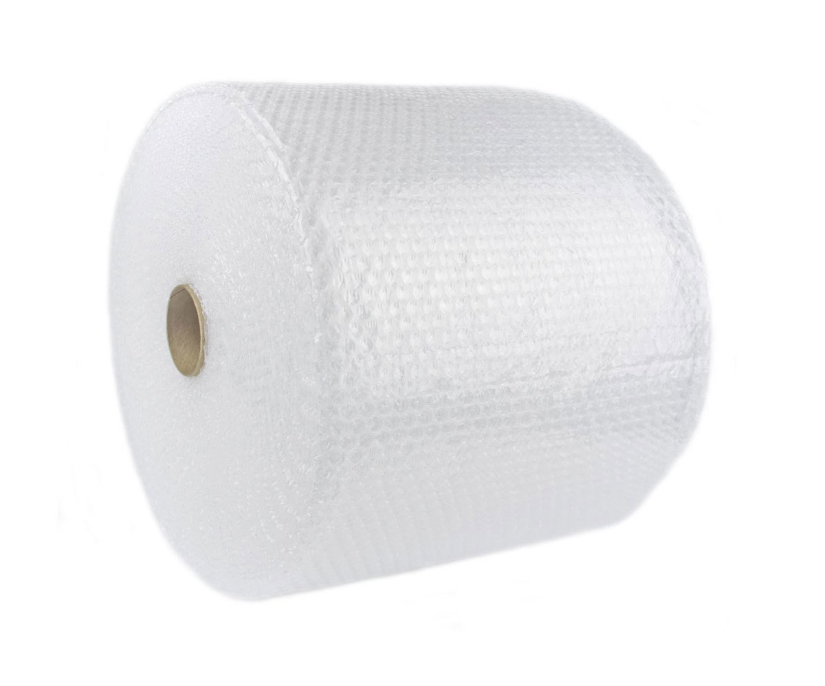 Bubble Cushioning Wrap Roll 100' & Perforated Every 12