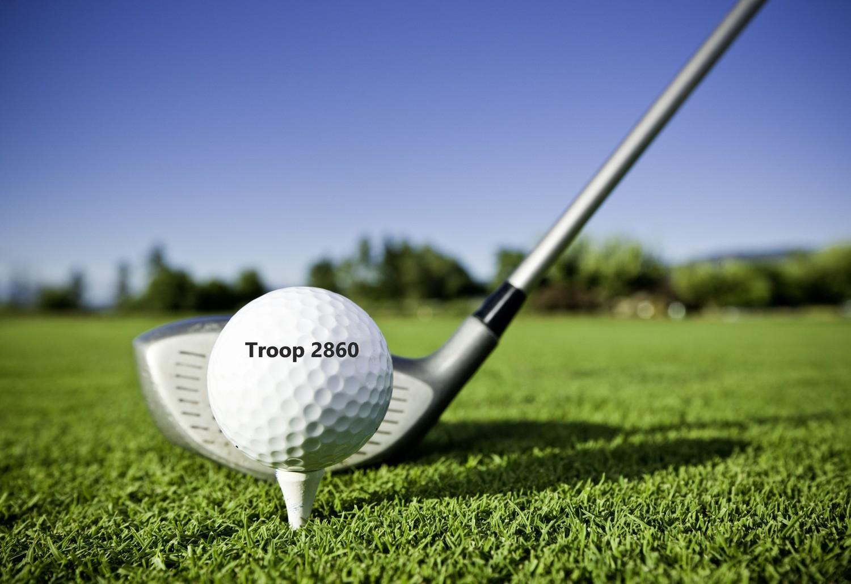 Troop 2860 Golf Sponsor