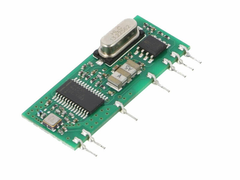 433.92MHz AM Superhet Receiver  (RCASK4-434-CH)