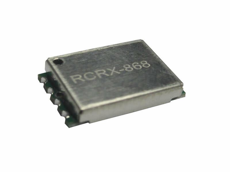 868.35 MHz AM Superhet Receiver miniaturized (RCRX-868)