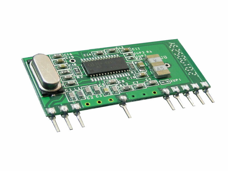 ASK / FSK Receiver Module 868.35MHz (RC-RFSK2-868)