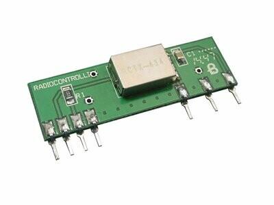 433.92MHz ASK/OOK Transmitter Module (RCBTX-434)