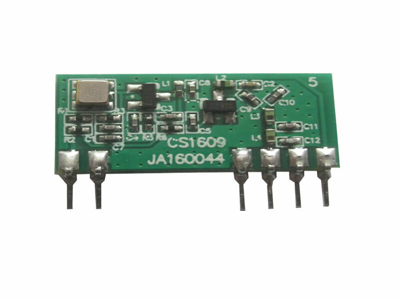 433.92MHz ASK/OOK Transmitter Module(RC-TX2-434)